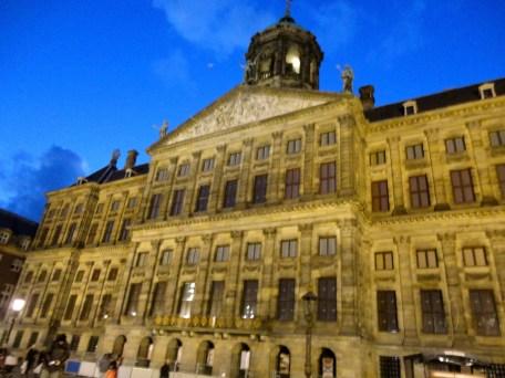 Holland's Royal Palace