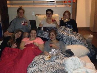 Girls/ Movie night!