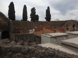 First views of Pompeii
