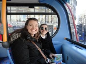 Double Decker Bus Ride