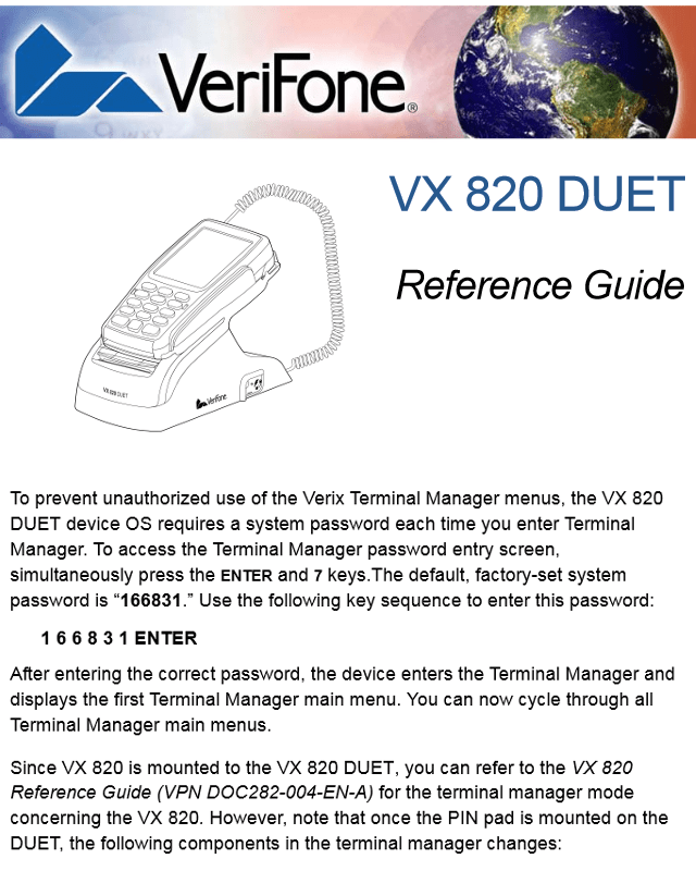 verifonevx820referencepassword