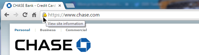wheretoclickonChrome