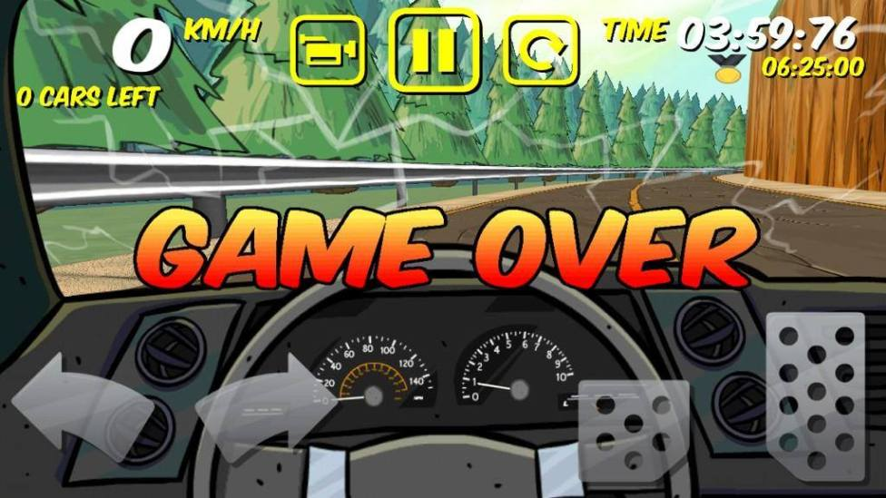 OVERSTEER game screenshot