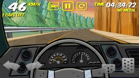 OVERSTEER game screenshot