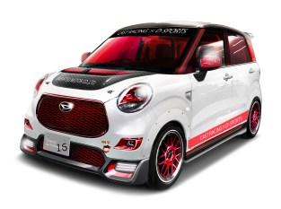 Daihatsu Cast Sport Racing