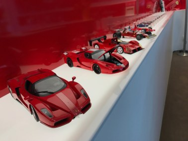 New Ferrari Auckland showroom