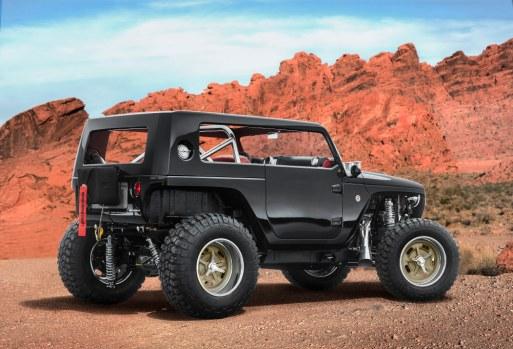 Jeep® Quicksand Concept