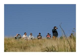 Spectators. IMAGE/terry marshall
