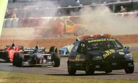1996 F1 Renault Clio Williams Safety Car