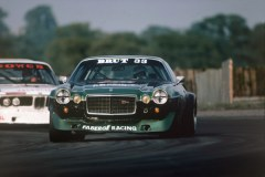 A fire spitting chunk of American muscle, the Camaro may have lost the smaller European rivals in the corners but would eat them alive on the straights. A real heavyweight contender, Frank Gardner claimed the 1973 Championship in a Z28 Camaro.