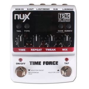 NUX FORCE EFFECTS