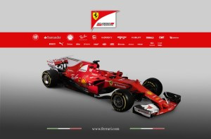 Image courtesy of Scuderia Ferrari.