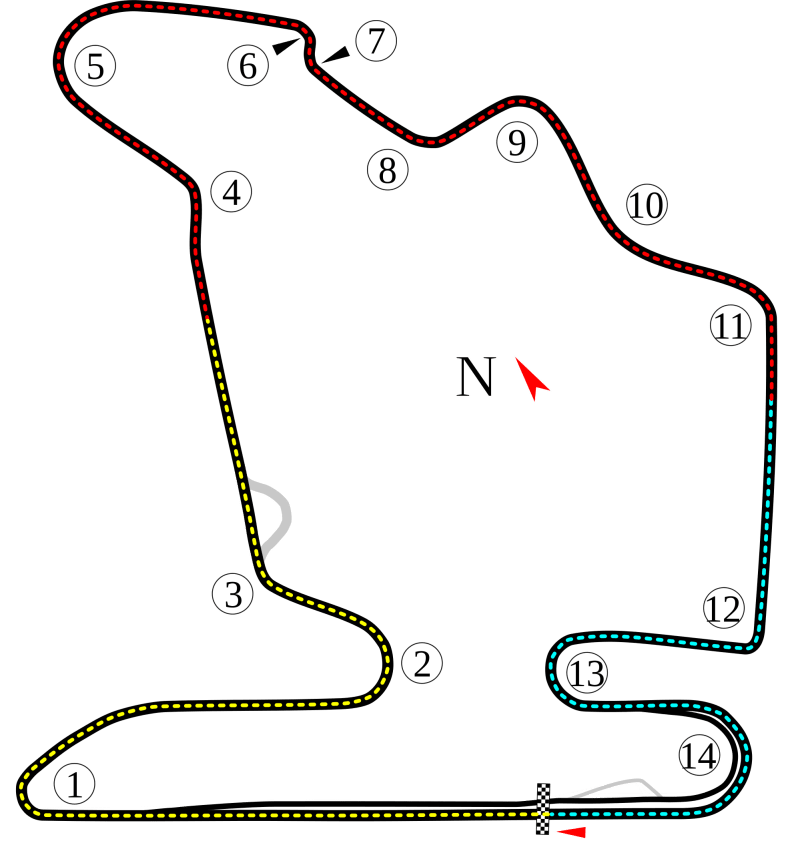 Image Credit: https://commons.wikimedia.org/wiki/File:Hungaroring.svg