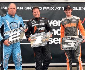 SST 2017 Watkins Glen podium