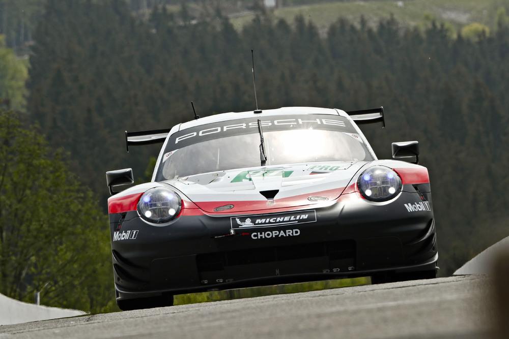 Gianmaria Bruni Richard Lietz Porsche 911 RSR 91