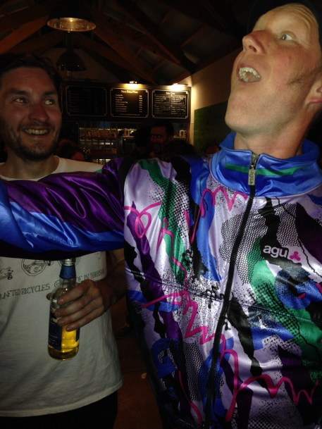 After Party - That Jacket is Special for many reasons