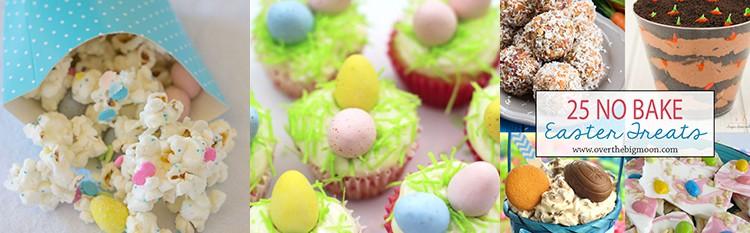 Easter Treats from overthebigmoon.com!