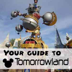 Tomorrowland: Ride by Ride