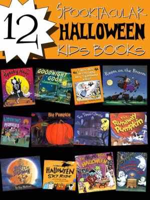 12 Fabulous Childrens Halloween Books