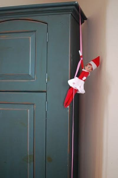 Elf Repelling from Cabinet