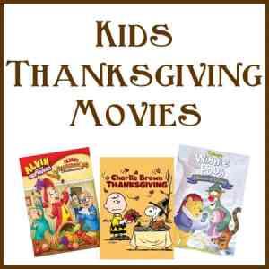 Kids Thanksgiving Movies