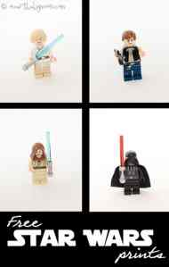 Free Lego Star Wars Art Prints