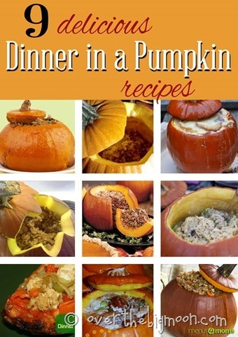 dinner in a pumpkin round up 1