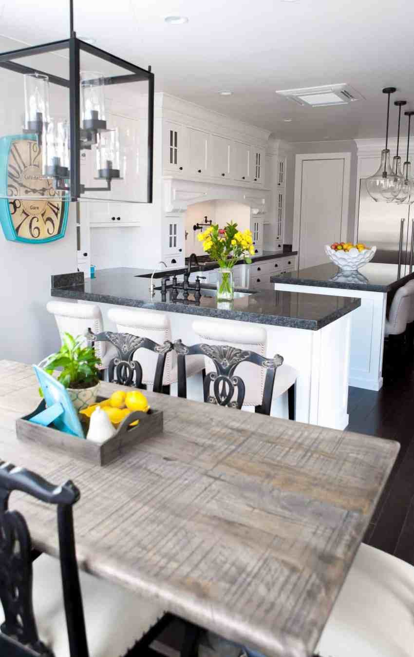 10 Rules To Create The Perfect White Kitchen Over The