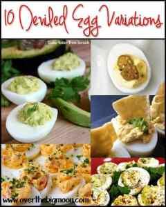 10 Deviled Egg Variations