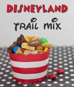 Disneyland Trail Mix