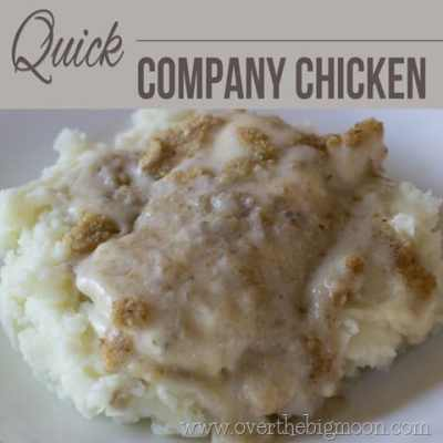 Quick Company Chicken