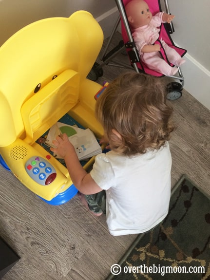 Baby and Toddler Learning Cards