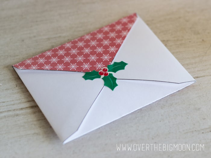 Elf on the Shelf Envelopes from overthebigmoon.com!