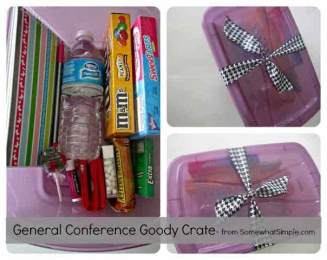 Tons of fun General Conference Activities for Kids from overthebigmoon.com!