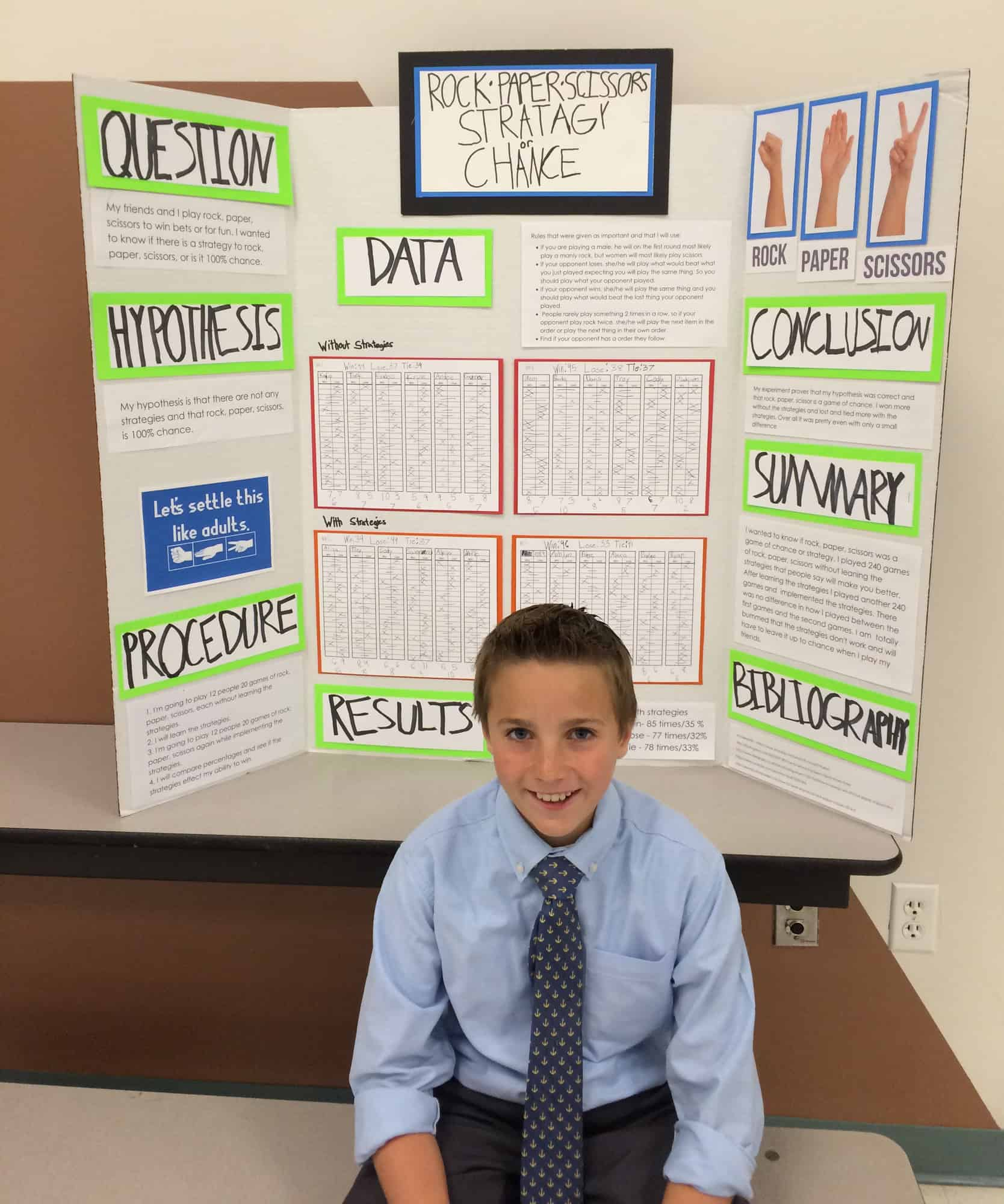 Winning Science Fair Ideas