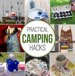 Practical Camping Hacks