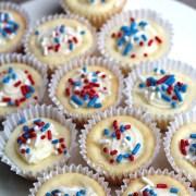 sprinkle-cheesecakes