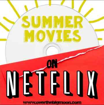 Summer Movies on Netflix | Over the Big Moon