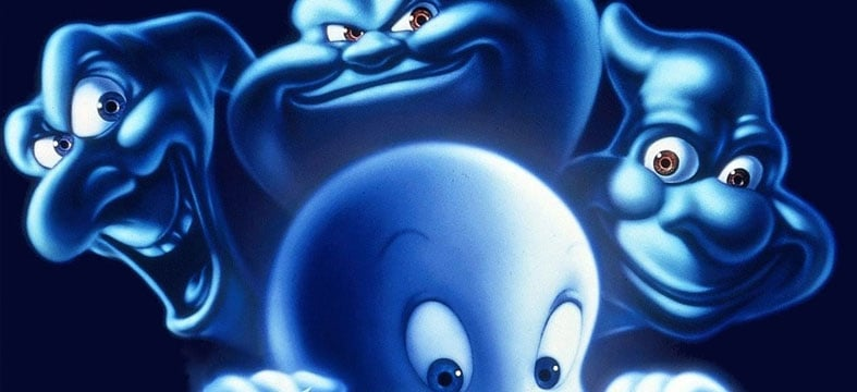 Casper the Friendly Ghost Movie Image - Casper + his 3 uncles.