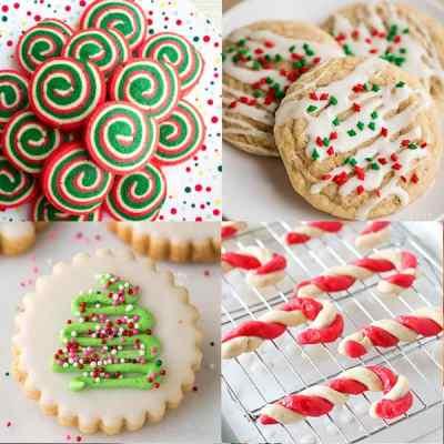 50+ Christmas Cookie Recipes for Santa