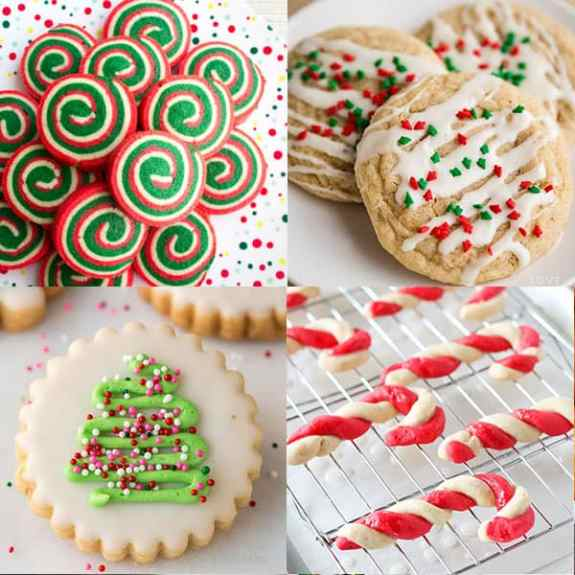 Christmas Cookies Recipes With Pictures.50 Christmas Cookie Recipes For Santa Over The Big Moon