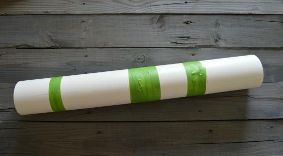 DIY Roasting Stick Holder