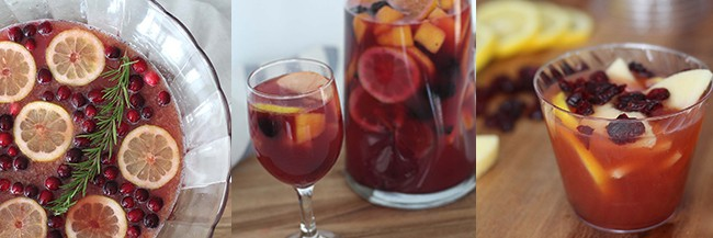 Awesome drink recipes from www.overthebigmoon.com!