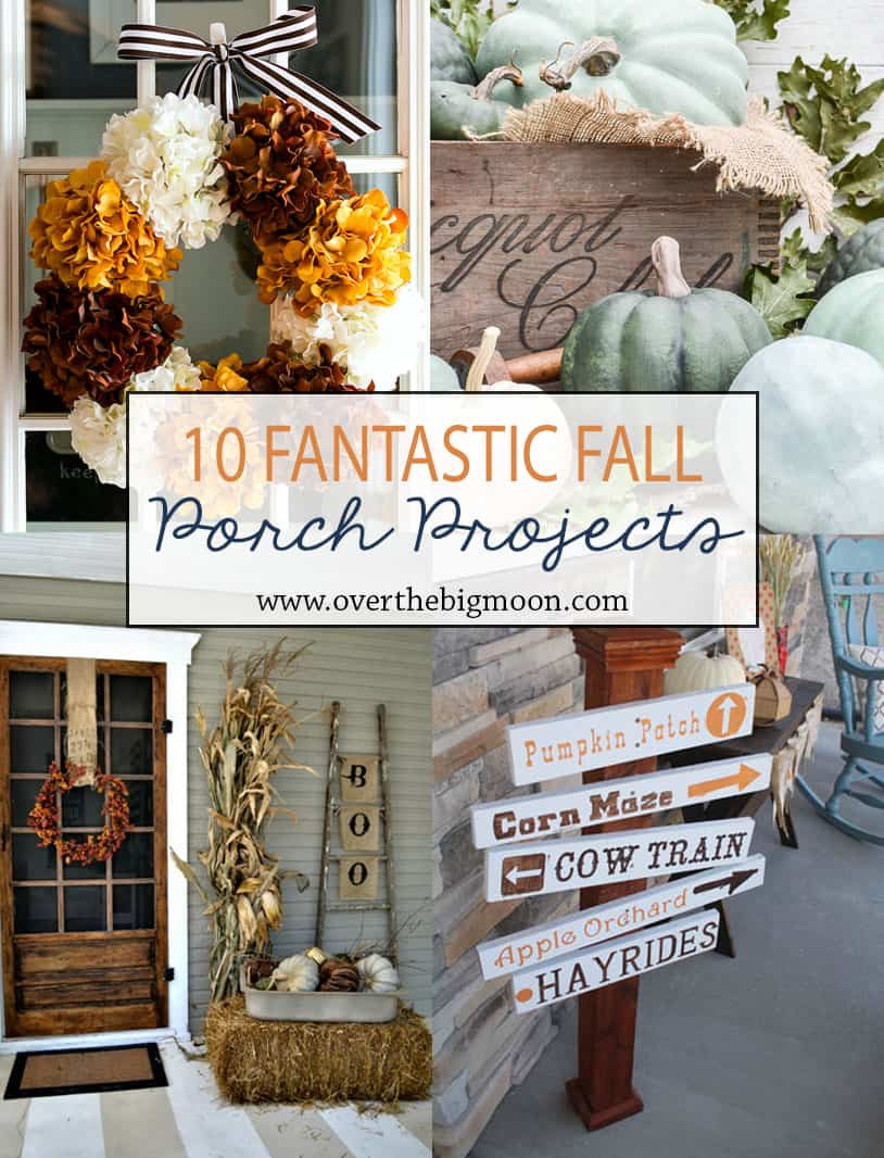 10 fantastic fall projects such great ideas that can all be done in 1