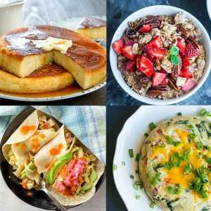 30+ Must-Try Instant Pot Breakfast Recipes