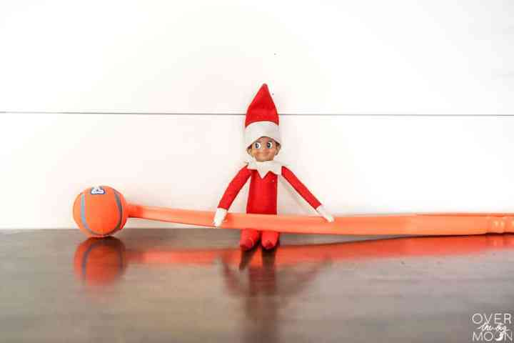 The Helpful elf is too much fun! Check out these fun and helpful ideas! From overthebigmoon.com!
