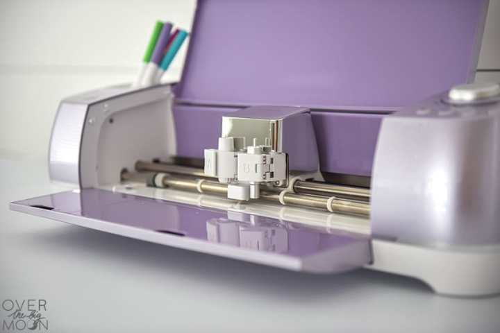 Cricut Explore Air 2 Wisteria Bundle at JOANN stores! From overthebigmoon.com!