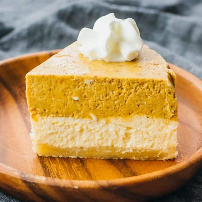Instant Pot Dessert Recipes + other IP Thanksgiving recipes! From overthebigmoon.com!