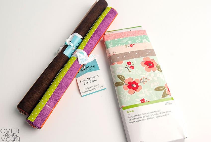 Cricut Fabric Options