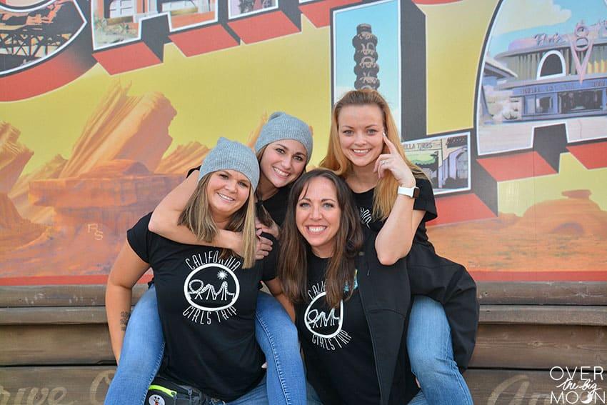 Girls Trip Rollercoaster Shirt Designs